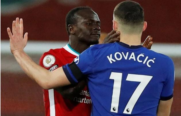 Mane vs Kovacic - Bóng Đá