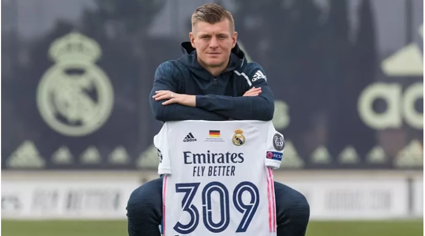Kroos: I try to strive for perfection - Bóng Đá