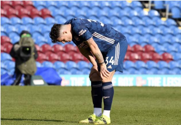 Granit Xhaka sends message to Arsenal fans following blunder in Burnley draw - Bóng Đá