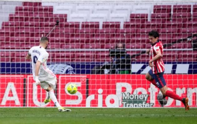 5 điểm nhấn Atletico 1-1 Real: - Bóng Đá