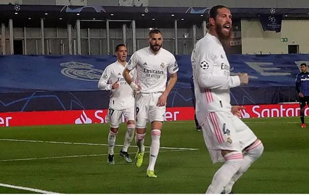 Lucky88 tổng hợp: Sút tung lưới Atalanta, Ramos nhắn nhủ 1 điều đến Real