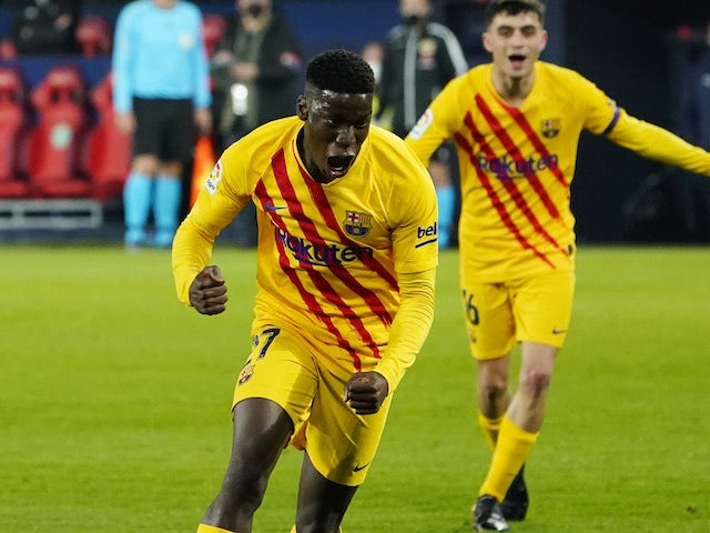 Manchester United 'handed blow in pursuit of Ilaix Moriba' - Bóng Đá