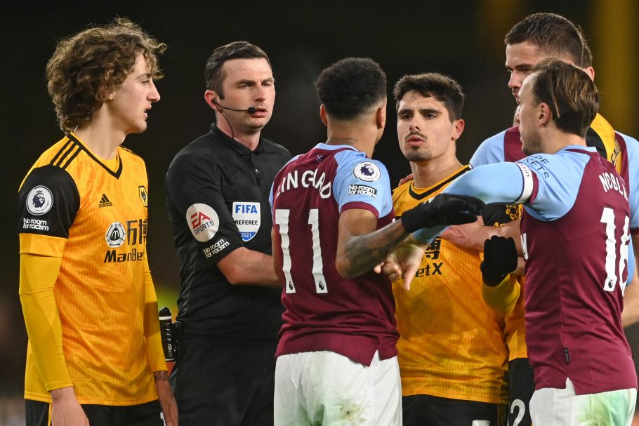 WHAT WOLVES' PEDRO NETO SAID TO SPARK POST-MATCH ROW WITH JESSE LINGARD - Bóng Đá