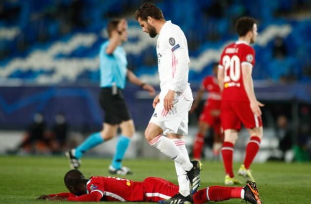 Chấm điểm Real vs Liverpool: - Bóng Đá