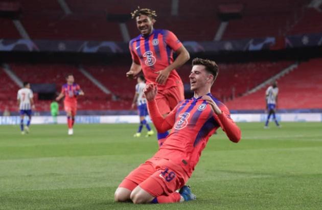 TRỰC TIẾP Porto 0-1 Chelsea (H1): Mason Mount bất ngờ mở tỷ số  - Bóng Đá