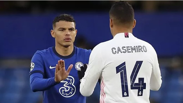 Casemiro: Chelsea were the better team, now Real Madrid must think about Sevilla - Bóng Đá