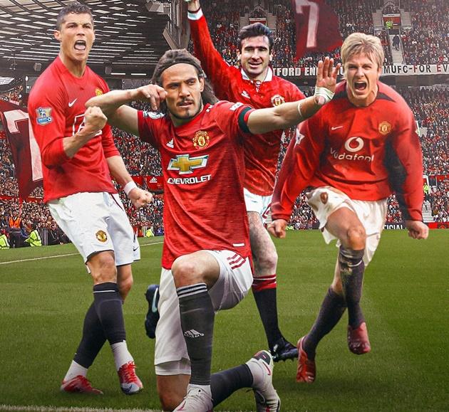 Cuối cùng, Man Utd đã tìm thấy