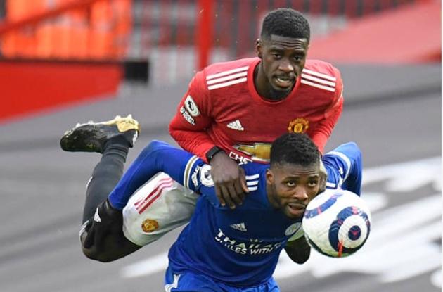 Chấm điểm Man Utd 1-2 Leicester: - Bóng Đá