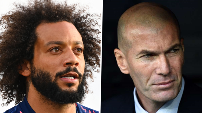 Marcelo dropped from Real Madrid squad after argument with Zidane - Bóng Đá