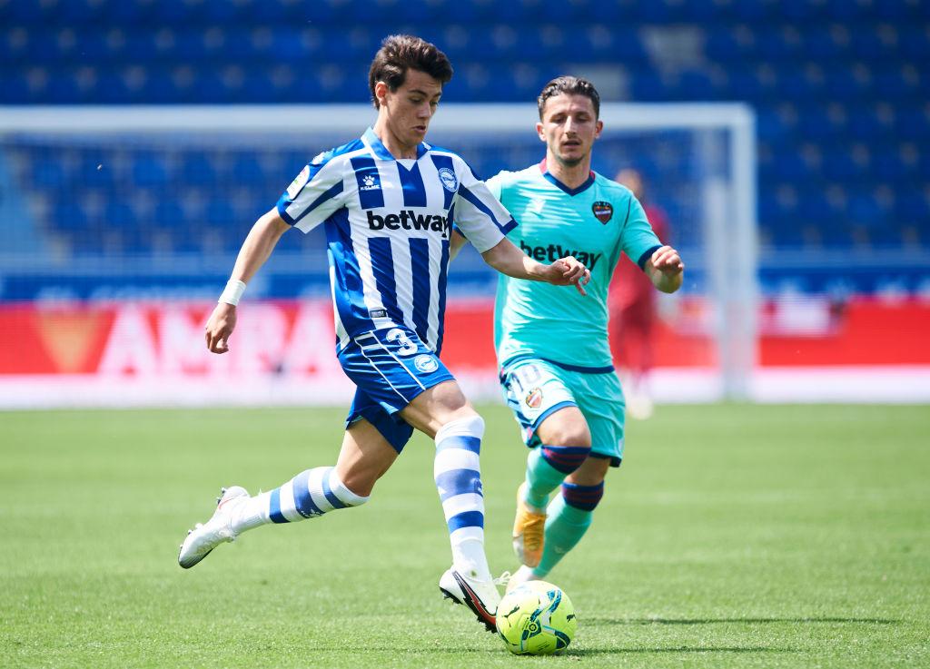 Facundo Pellistri thrilled as Alaves avoid relegation - Bóng Đá