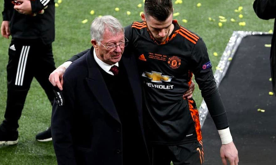 Manchester United players send messages to David de Gea after Europa League final - Bóng Đá