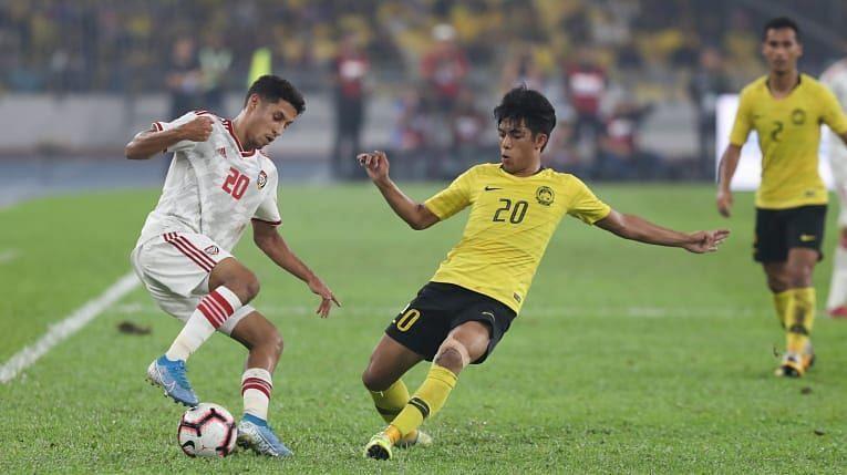 UAE vs Malaysia - Bóng Đá
