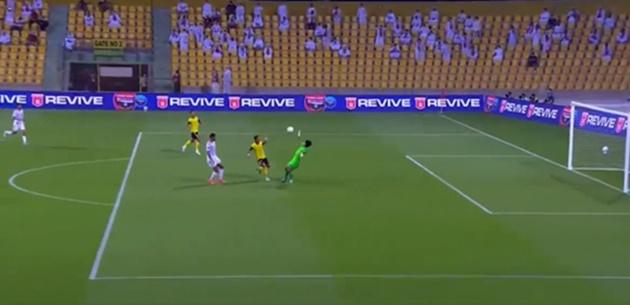 Sau trận UAE - Bóng Đá