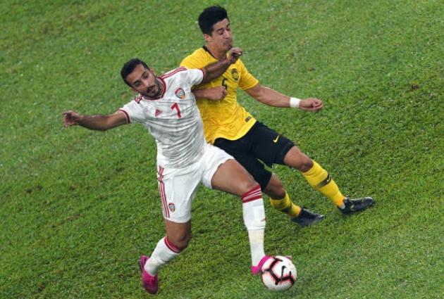 TRỰC TIẾP UAE 0-0 Malaysia (H1): Đội chủ nhà áo đảo - Bóng Đá