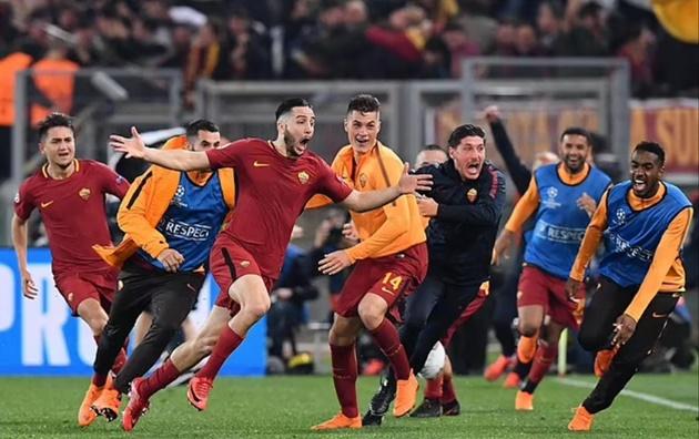Luật bàn thắng sân khách và 10 khoảnh khắc lịch sử Champions League - Bóng Đá