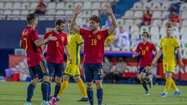 Tây Ban Nha đón chào sự trở lại của