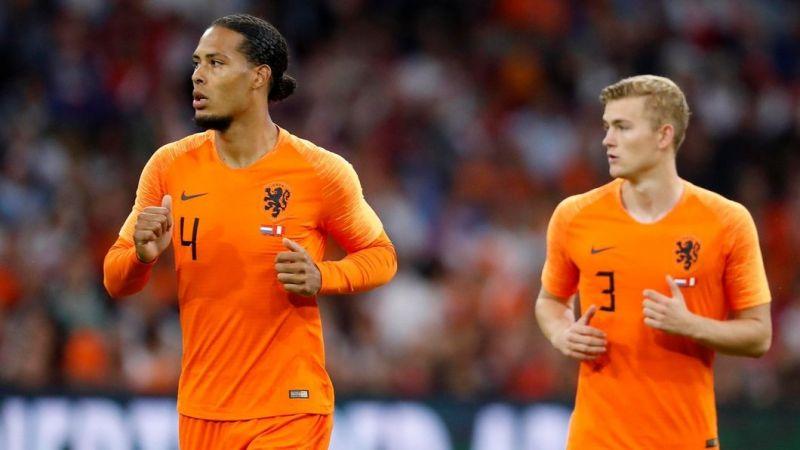 De Ligt return to boost Netherlands against Austria, De Boer confirms - Bóng Đá