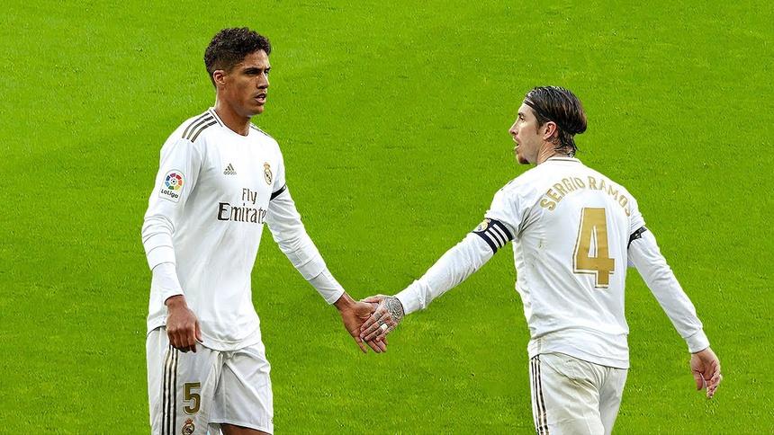 If Real Madrid can sell Varane, they will sell him.  - Bóng Đá