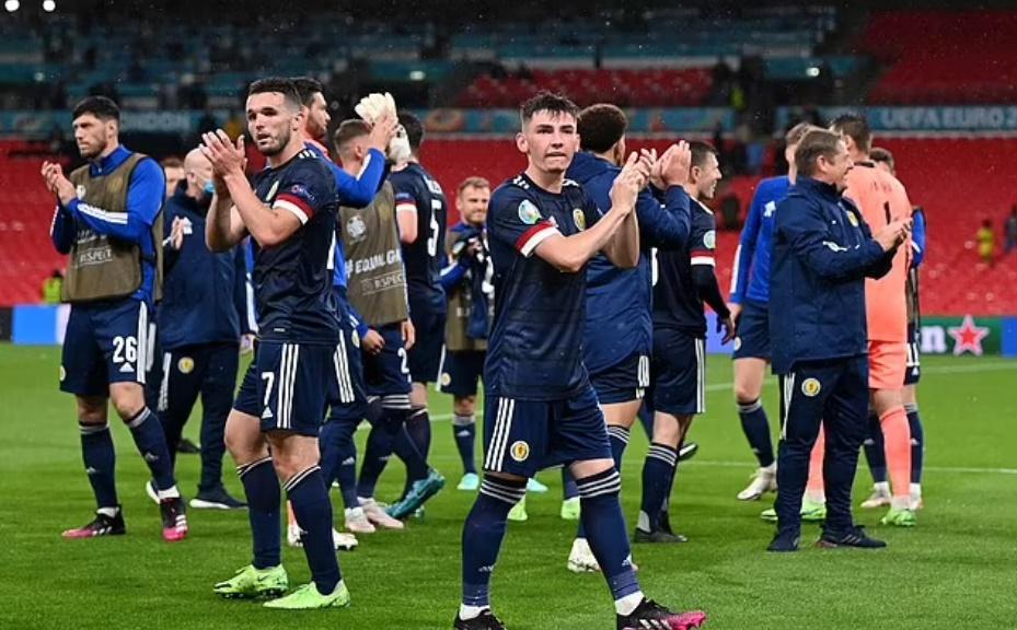 Ngày buồn của tuyển Anh - Bóng Đá