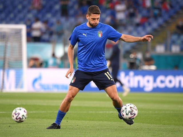 Liverpool 'weighing up £43m Domenico Berardi move' - Bóng Đá