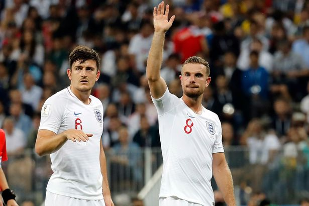 Southgate xác nhận khả năng ra sân của Maguire và Henderson - Bóng Đá
