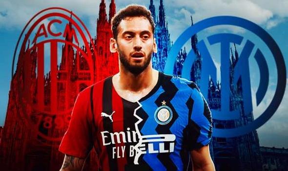 Official and confirmed. Hakan Çalhanoglu joins Inter from AC Milan. - Bóng Đá