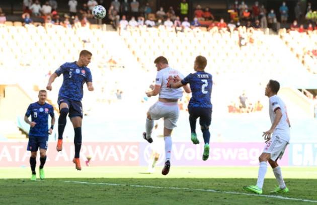TRỰC TIẾP Slovakia 0-2 Tây Ban Nha (H1 KT): Lợi thế lớn cho La Roja! - Bóng Đá