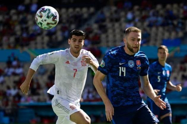 TRỰC TIẾP Slovakia 0-0 Tây Ban Nha: Áp lực từ La Roja  - Bóng Đá
