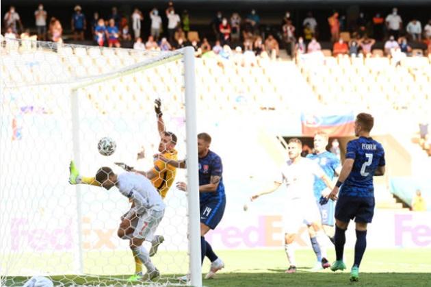 TRỰC TIẾP Slovakia 0-1 Tây Ban Nha (H1): Dubravka đánh bóng vào lưới! - Bóng Đá