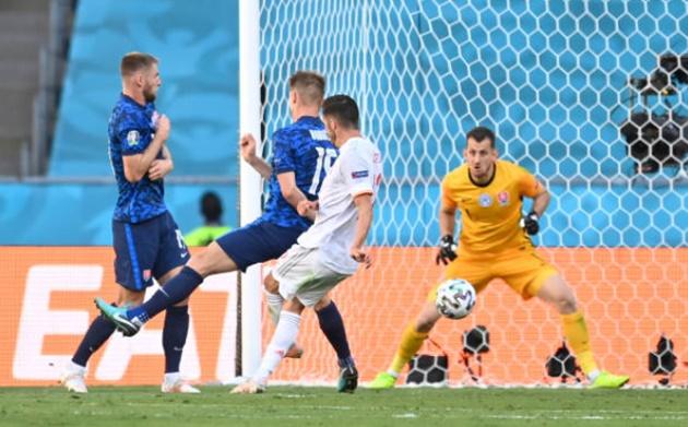 TRỰC TIẾP Slovakia 0-3 Tây Ban Nha (H2): Sarabia lập công! - Bóng Đá