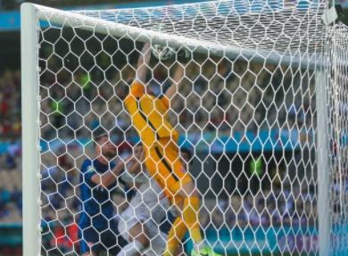 Khoảnh khắc từ Hero hóa Zero của thủ môn Slovakia - Bóng Đá