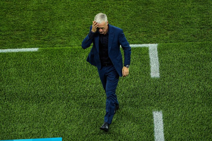 "Didier Deschamps: ""I am responsible."" - Bóng Đá"