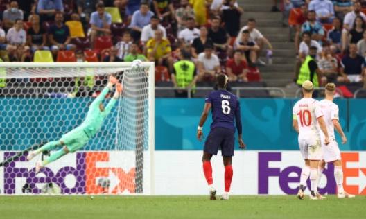 TRỰC TIẾP Pháp 3-1 Thụy Sĩ (H2): Tuyệt phẩm của Pogba - Bóng Đá