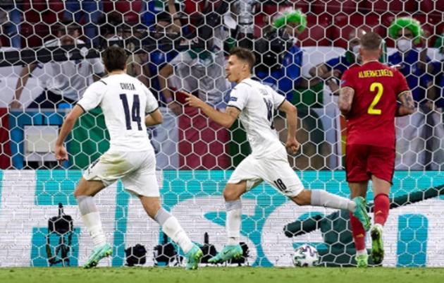 Liverpool 'suffer blow in Nicolo Barella pursuit' - Bóng Đá