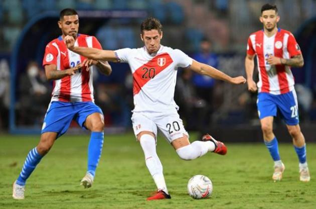 Peru vs Paraguay - Bóng Đá