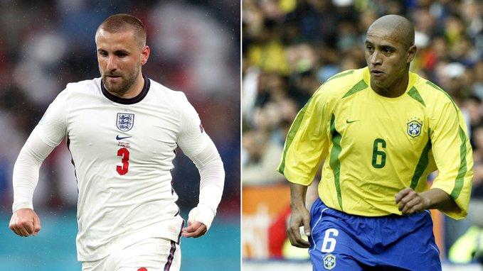 Roberto Carlos to PA on @LukeShaw23:  - Bóng Đá