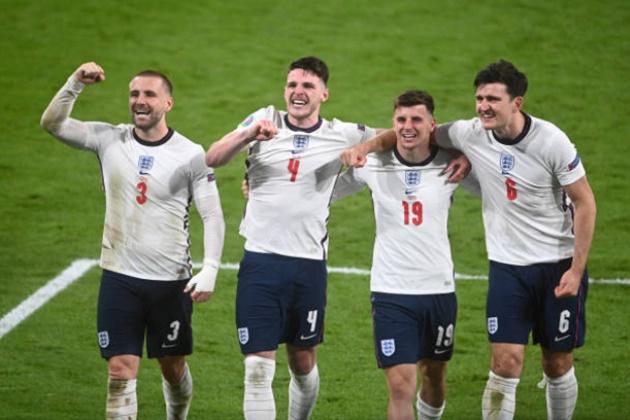 Dấu ấn của dàn sao Man Utd trong chiến thắng lịch sử tuyển Anh - Bóng Đá