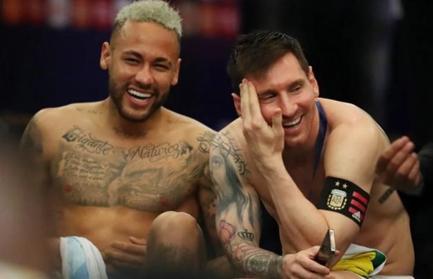 Kiểu tóc Neymar - Bóng Đá