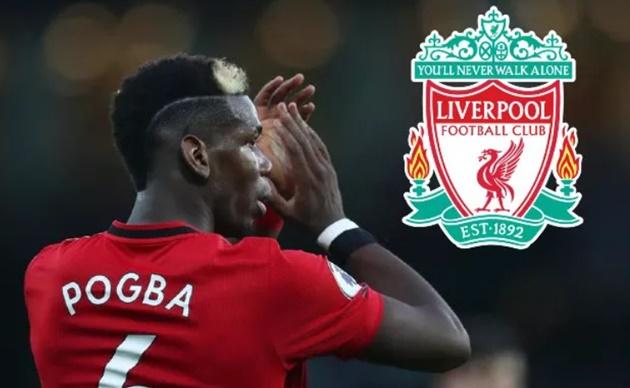 Liverpool sẽ khiến Man Utd ôm hận vì Pogba - Bóng Đá