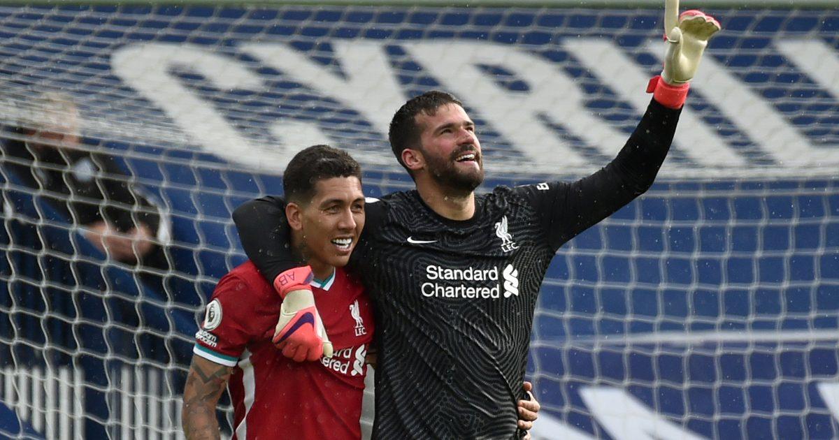 Alisson gia hạn với Liverpool - Bóng Đá