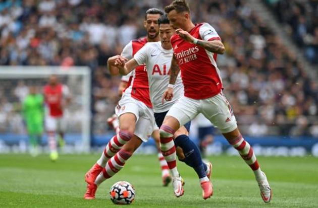 5 điểm nhấn Arsenal - Tottenham - Bóng Đá