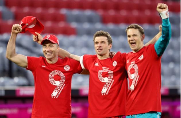 5 điểm nhấn Dortmund 1-3 Bayern - Bóng Đá