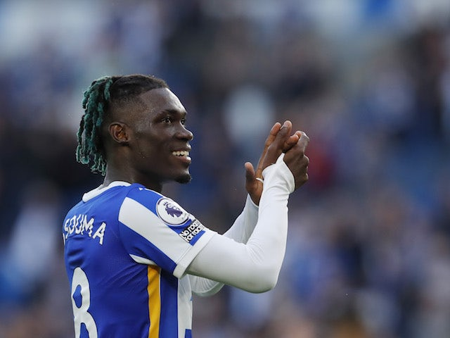 Manchester United, Liverpool, Arsenal 'to battle for Yves Bissouma in January' - Bóng Đá