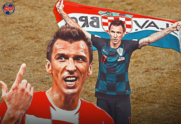 OFFICIAL: Mario Mandzukic has announced his retirement from professional football - Bóng Đá