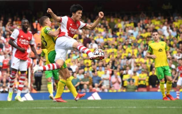 5 điểm nhấn Arsenal - Norwich - Bóng Đá