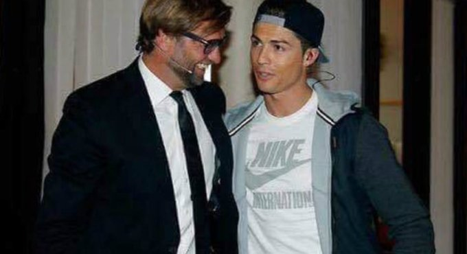 Jurgen Klopp explains why he is not happy with Cristiano Ronaldo's Manchester United transfer - Bóng Đá