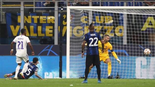 Real vs Inter - Bóng Đá