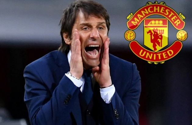 I think Conte would only accept if say Manchester United called.