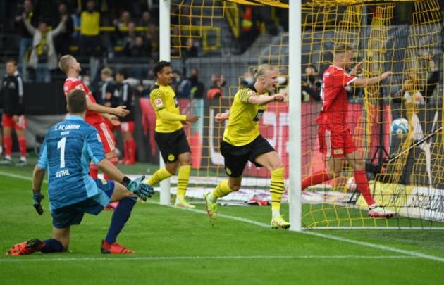 Sau trận Dortmund - Bóng Đá