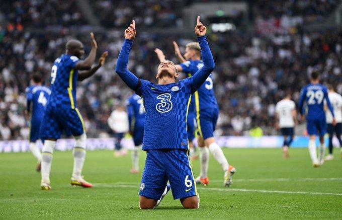Chiến thắng Tottenham, Chelsea đã tìm thấy Ronaldo của riêng mình - Bóng Đá